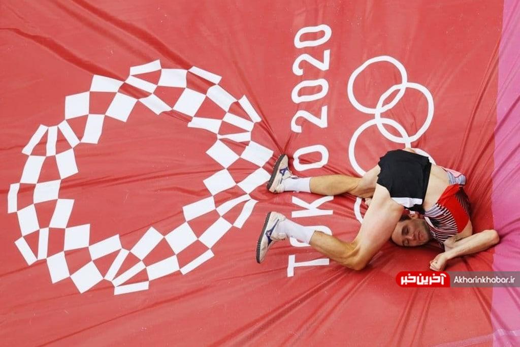 تصاویر منتخب روز هشتم المپیک