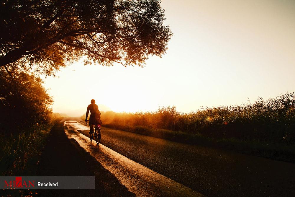 دوچرخه سواری در چشم انداز انگلیس
