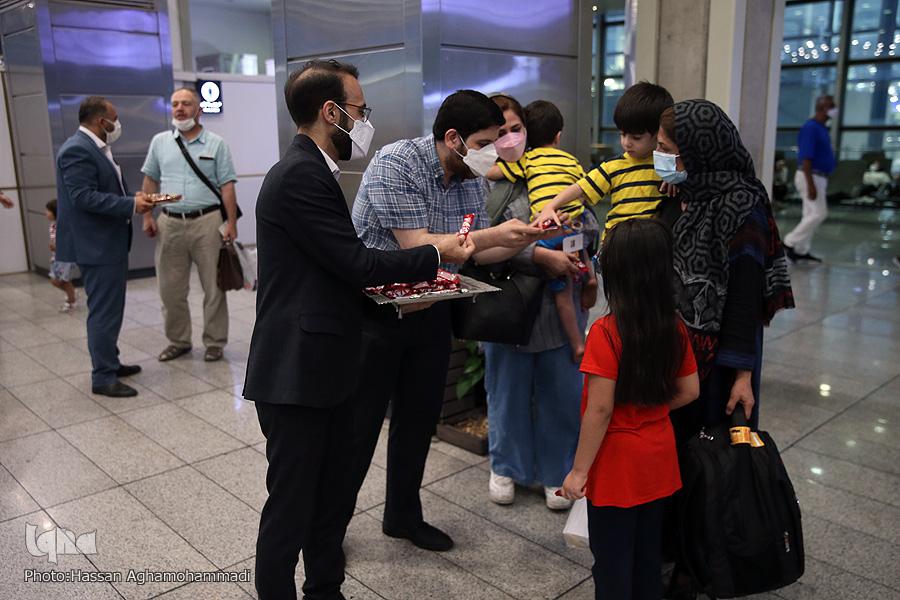 عیدی غدیری برای مسافران خارج از کشور