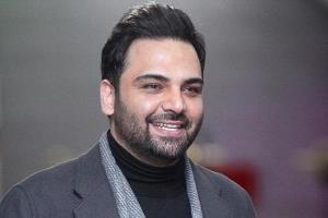 چهرهها/ تبریک احسان علیخانی بمناسبت پیمان ازدواج نوید محمدزاده و فرشته حسینی