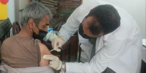 رانندگان ناوگان حملونقل عمومی کهگیلویه واکسینه شدند