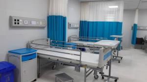 فعالیت بیمارستان خلیج فارس قشم از سرگرفته شد