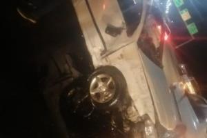 ۳ نفر طی تصادف سمند و پژو در زرند مصدوم شدند