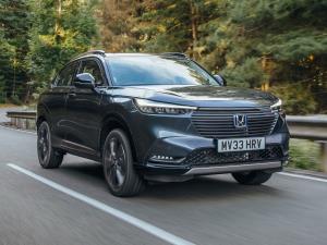 اعلام مشخصات رسمی نسل جدید هوندا HR-V برای بازار اروپا