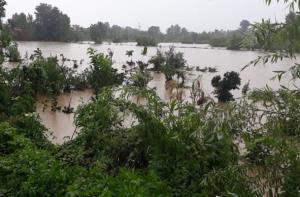احتمال طغیان رودخانههای فصلی در هرمزگان