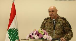 فرمانده ارتش لبنان: همواره آماده مقابله با خطر اسرائیل هستیم