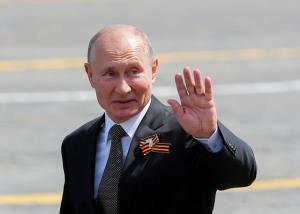 نتایج یک نظرسنجی؛ ۵۷ درصد روسها از عملکرد پوتین راضی هستند