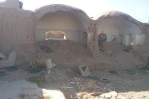 مکانهای ناامن توسط شهرداری زرند تخریب شد