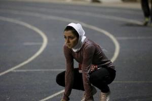 چهرهها/ عکس یادگاری فرزانه فصیحی با نواک جوکوویچ در دهکده المپیک