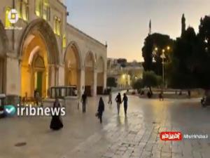 اقدام شهرک نشینان به پخش موسیقی هنگام اقامه نماز اطراف دیوار ندبه