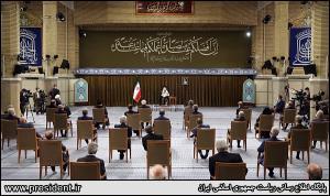 پاسخ دفتر رئیسجمهوری به برخی شایعات درباره دیدار اخیر هیات دولت با رهبر انقلاب