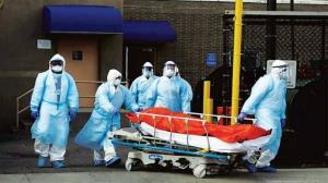 چین: آمریکا ضعیفترین کشور در مقابله با ویروس کرونا است