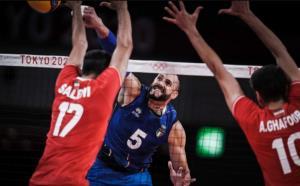 خلاصهبازی ایتالیا 3 - ایران 1