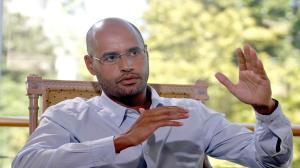پسر قذافی در سودای حکومت بر لیبی
