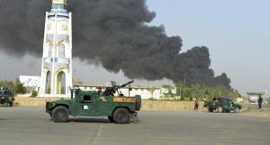 حمله مرگبار به مقر وابسته به سازمان ملل در شهر هرات