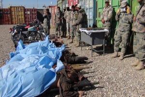 طالبان طی یک روز ۱۰۰ نیروی خود را از دست داد