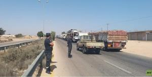 بازگشایی جاده راهبردی میان شرق و غرب لیبی