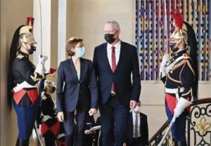 معاریو: فرانسه همچنان به دنبال یافتن سرنخهای «پگاسوس» اسرائیل است