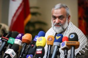 واکنش سردار نقدی به مسدودشدن صفحه اینستاگرام رییس دستگاه قضا