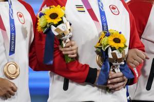 ماجرای گلهای آفتابگردان المپیک توکیو