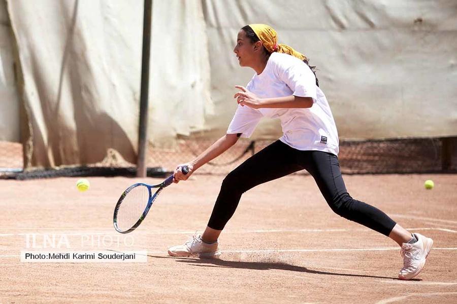 مسابقات تنیس بین المللی جونیور جوانان بخش بانوان