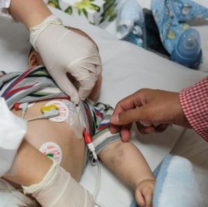 ابتلای افزایشی کودکان به کرونای دلتا