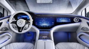 هوشمندی خیرهکننده خودروی لاکچری «مرسدس»
