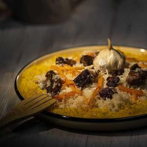 طرز تهیه «اوگرا» پلو غذای خوشمزه و مخصوص تاجیکستانی