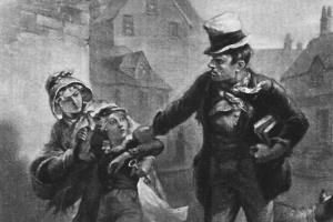ترس چارلز دیکنز از انتشار رمان اولیور توئیست
