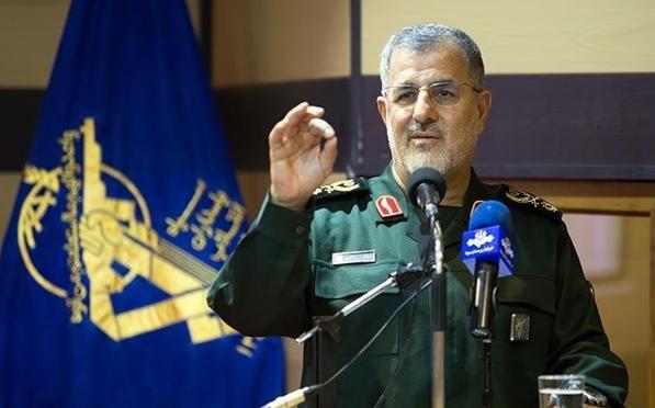 سردار پاکپور: در هيچ جنگي غافلگير نميشويم