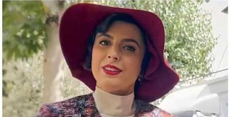 گريم ليلا حاتمي در سريال «شبکه مخفي زنان»