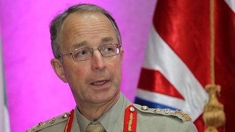 هشدار ژنرال پيشين ارتش انگليس به جانسون