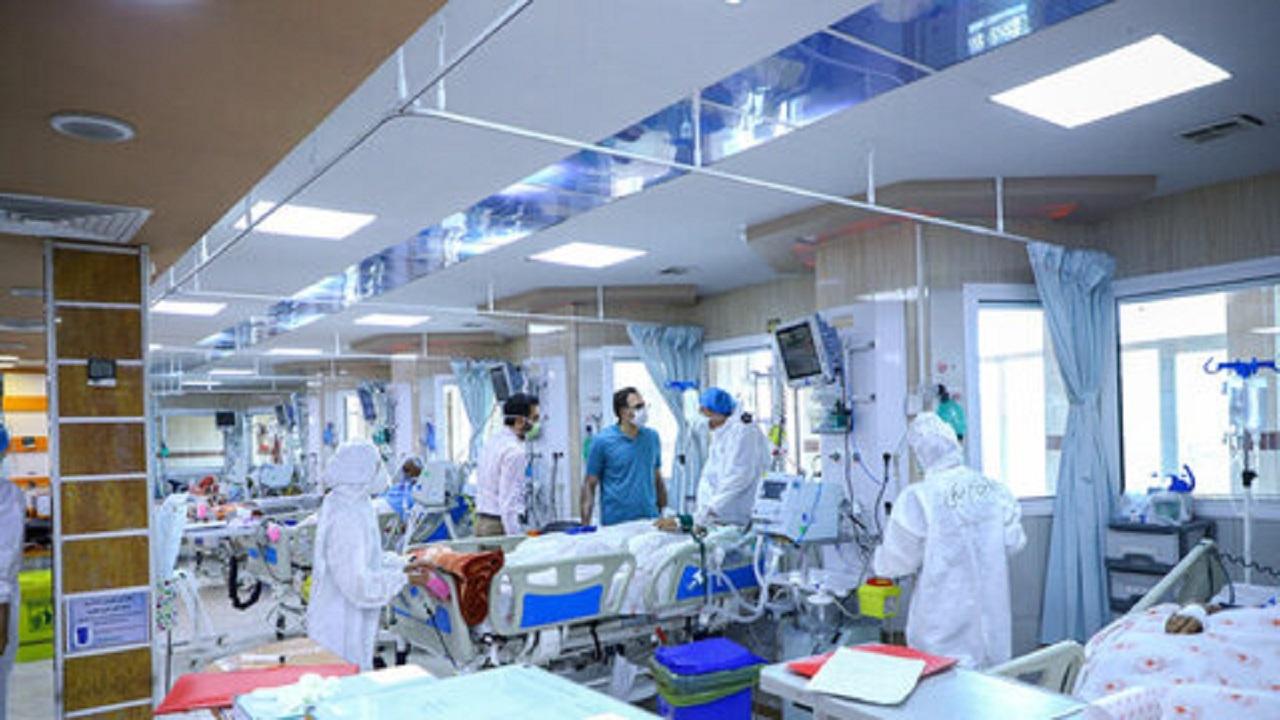 بستري ۷۰ بيمار جديد مبتلا به کروناويروس در مراکز درماني کاشان