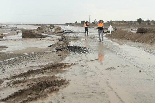 احتمال سيلابي شدن رودخانهها و مسيلهاي البرز وجود دارد