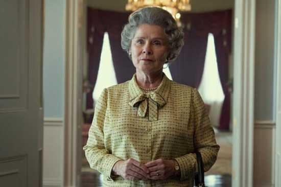 انتشار عکسي از ملکهي جديد سريال «تاج»