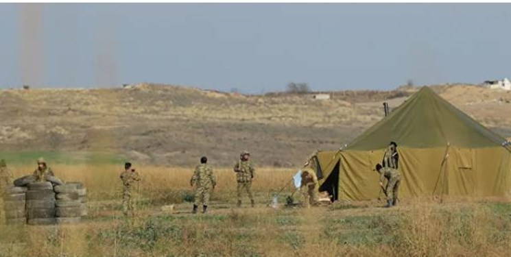 شليک خمپارهاي ارتش ارمنستان به مواضع باکو در نخجوان
