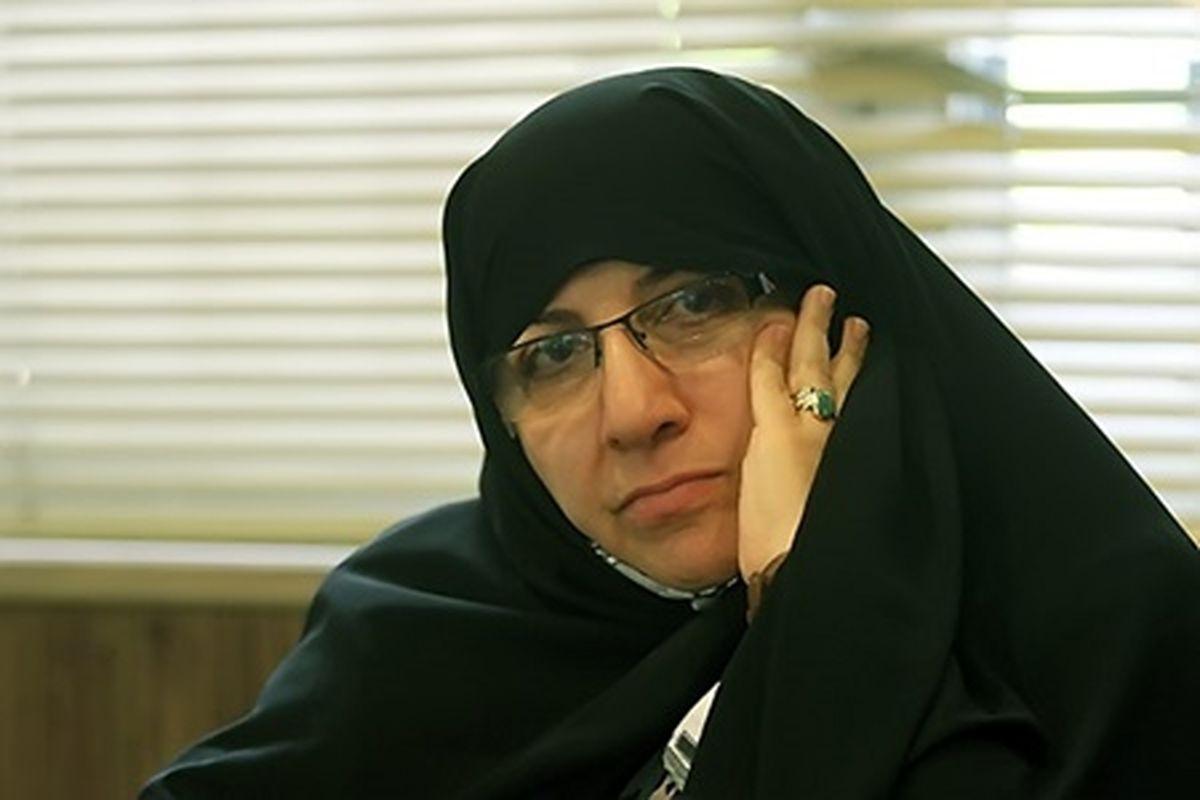 زهرا شجاعي: مجلس به وزير زن براي رئيسي راي اعتماد نميدهد
