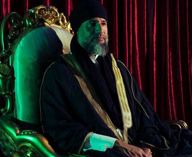 حمایت و استقبال از اولین حضور رسانهای سیف الاسلام قذافی