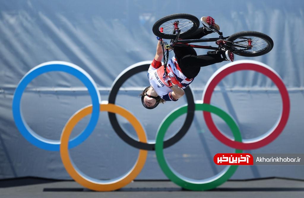 تصاویر منتخب روز دهم المپیک