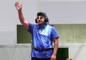 جواد فروغی، دارنده نشان طلای المپیک وارد کشور شد
