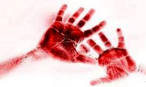 زجرکش کردن جوان ایرانی با ضربات سنگ های نوک تیز توسط افغان ها