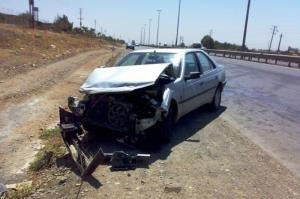 ۴ کشته و زخمی بر اثر سانحه رانندگی در کنگاور