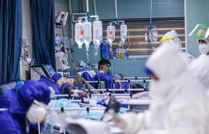 تجربه بیسابقهترین روز در درمانگاههای کرونای جهرم