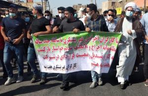 درخواست امامجمعه شوش بر رسیدگی به مشکلات کارگران هفتتپه