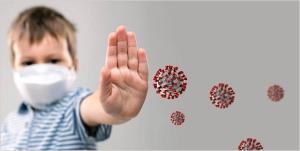 کرونا/ پیشگیری از ابتلای کودکان به کرونا