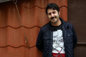 شوخی هومن حاجی عبداللهی با مجری تلویزیون