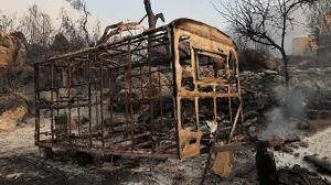 وضعیت آخرالزمانی ترکیه پس از آتش سوزی اخیر