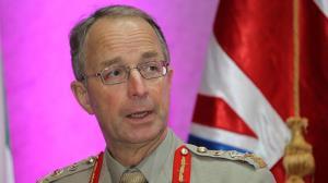 هشدار ژنرال پیشین ارتش انگلیس به جانسون