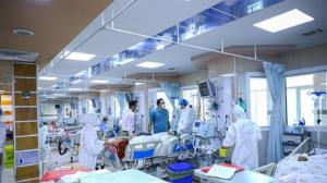 بستری ۷۰ بیمار جدید مبتلا به کروناویروس در مراکز درمانی کاشان