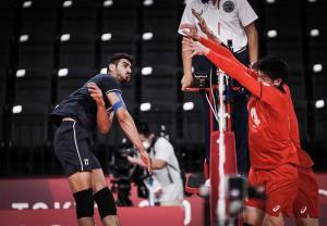 صالحی؛ امتیازآورترین بازیکن ایران مقابل ژاپن